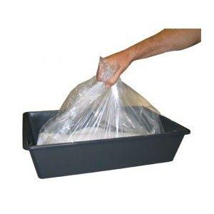 Martin Sellier Protections en plastique pour bac à litière 65 x 40cm