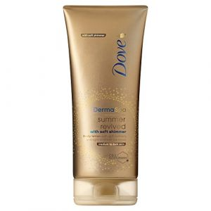 Dove DermaSpa Summer Revived Body Lotion