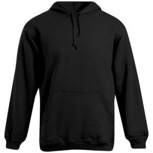 Promodoro Sweat-shirt Sweat capuche coton Hommes tion Noir - Taille EU L