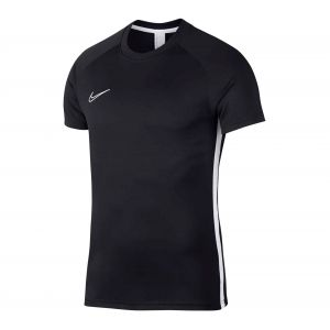 Nike M NK Dry Acdmy Top SS T- T-Shirt Homme, Noir (Black (White) 010), FR (Taille Fabricant : XL)