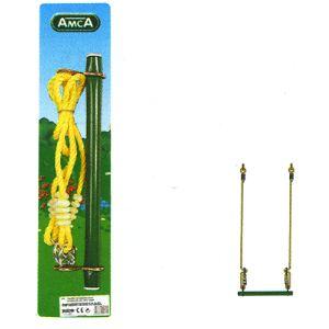 Amca 479 - Trapèze en métal pour portique 1,90 / 2,50 m