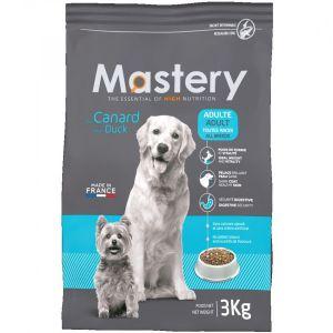 Mastery Croquettes chien Adult au canard 3 kg