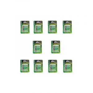 Uniross 40 accus rechargeables -Casino 1,2v R6/AA - 2300mAh - Préchargées / Prêts à l'emploi