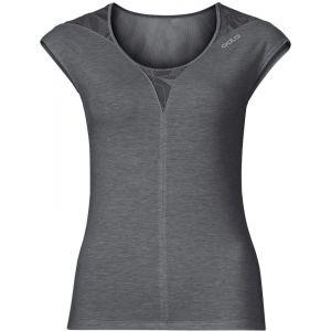 Odlo T-Shirt à Manches Longues et col Rond x-Light TS pour Femme Revolution XS Gris - Steel Grey Melange