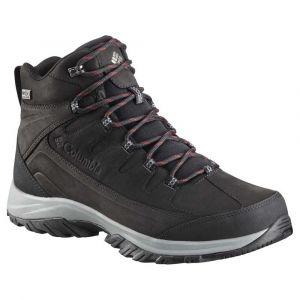Columbia Homme Chaussures de Randonnée, Imperméable, TERREBONNE II MID OUTDRY, Taille 40.5, Noir