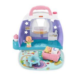 Fisher-Price Little People - La nurserie