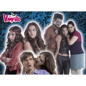 Nathan Puzzle Chica Vampiro (500 pièces)