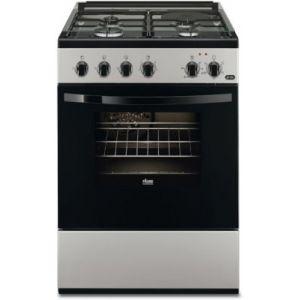 Faure FCM650HCSA - Cuisinière mixte 3 foyers gaz avec four électrique