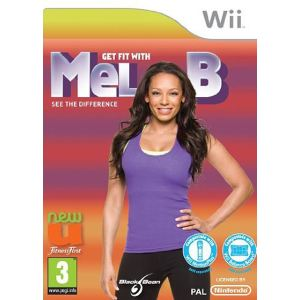 Get Fit with Mel B. [Wii]