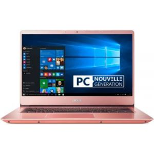 Acer Ordinateur portable Swift SF314-54-53DY Rose