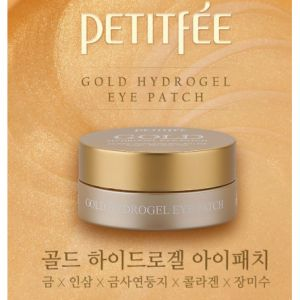 Petitfée Patch Hydrogel Yeux Or et Ginseng x 60