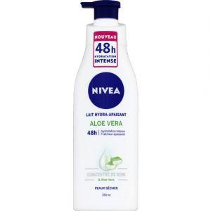 Nivea Lait Hydra-apaisant Aloe Vera 48h