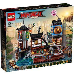 Lego 70657 - Ninjago : Les quais de la ville Ninjago
