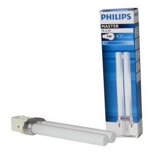 Philips G23 MASTER PL-S 7w 2700K /827 2 pins
