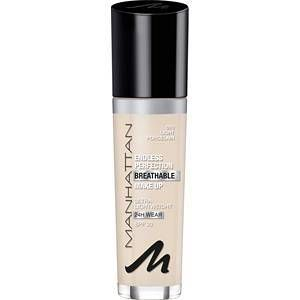 Manhattan Endless Perfection Breathable Foundation Classic Ivory 100