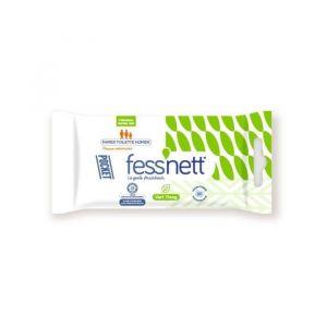 Fess'Nett Papier toilette humide pocket vert ylang