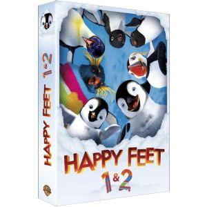Coffret Happy Feet + Happy Feet 2