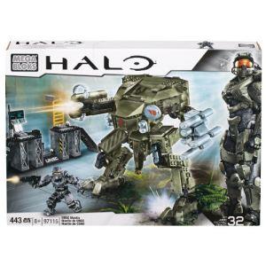 Mega Bloks 97115U - Halo : Mantis du UNSC