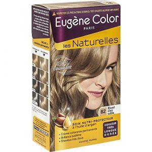 Eugène Color Les Naturelles N°82 Blond Clair Sable - Crème colorante permanente