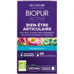 Biopur Gélules végétales Confort articulaire x 48