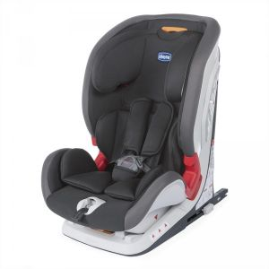 Chicco Siège auto Youniverse Fix (groupe 1/2/3) - Jet Black