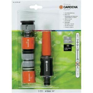 Gardena 8175-20 - Nécessaire de base pour tuyau d'arrosage