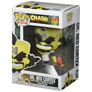 Funko Figurine Pop! Crash Bandicoot : Dr. Neo Cortex