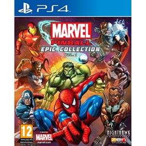 Image de Marvel Pinball épic collection : Volume 1 [PS4]