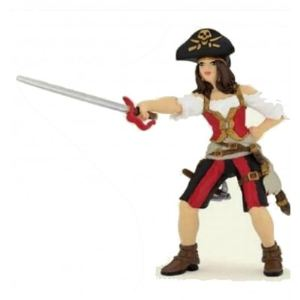 Papo Figurine femme pirate