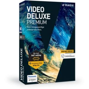 Vidéo deluxe Premium 2017 [Windows]