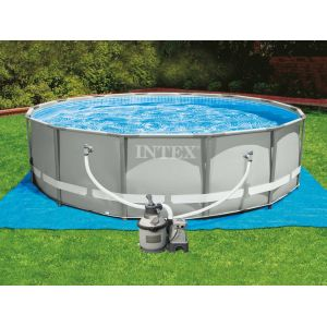 Intex 28312 - Piscine tubulaire ronde 4,27 x 1,22 m