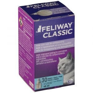 Feliway Recharge 48 ml pour diffuseur anti-stress