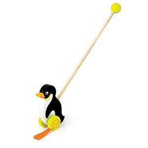 Viga Toys Pingouin à pousser