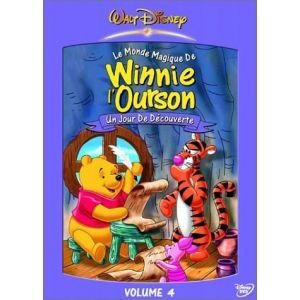 Le Monde magique de Winnie l'Ourson - Vol.4 : Un jour de découverte [DVD]