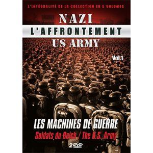 L'Affrontement Nazi : US Army - Volume 1 : Les machines de guerre