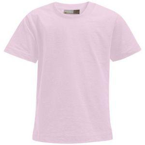Promodoro T-shirt Premium Enfants, 140, rose clair