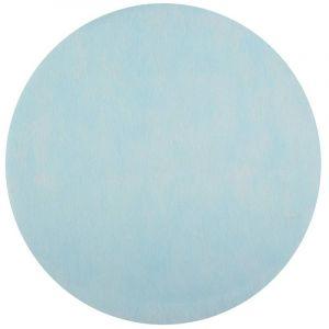 Santex 2812-06 Uni Set de Table Tissu Ciel 34 x 34 x 0,01 cm