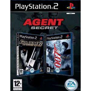 Agent Secret - GoldenEye : Au Service du Mal + 007 : Quitte ou Double [PS2]