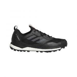 Adidas Trail running Terrex Agravic Xt Goretex - Core Black / Grey Five / Hi Res Red - Taille EU 42