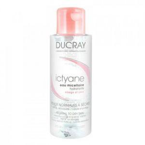 Ducray Ictyane - Eau micellaire hydratante