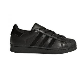 Adidas Superstar C Mixte Enfant, Noir Negbas, 31 EU
