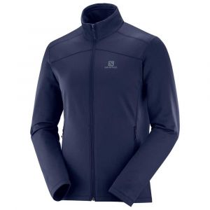 Salomon Discovery LT FZ M Night Sky Homme, FR : S (Taille Fabricant : S)