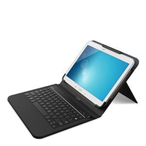 "Belkin F5L170edC00 - Clavier + Etui Folio pour Samsung Galaxy Tab 2/3/4/Note/Tab Pro 10"""