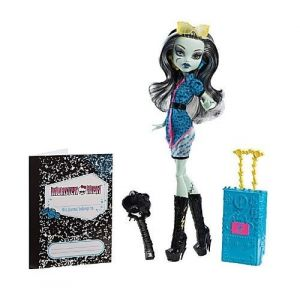 Mattel Monster High Frankie Stein Scaris Deluxe