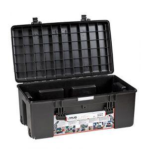 Explorer Best Divers Mallette ordinateur à roulettes, 50 liters, Noir (Nero)