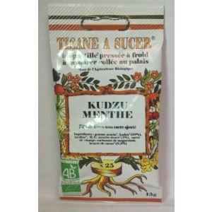 Biopastille Tisane à sucer Kudzu menthe (25 pastilles)