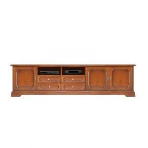meuble tv 250 cm comparer 159 offres. Black Bedroom Furniture Sets. Home Design Ideas