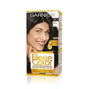 Garnier Belle Color Coloration permanente Noir - 80 Noir naturel