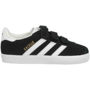 Adidas Gazelle CF I, Chaussures de Fitness Mixte Enfant, Noir (Negbas/Ftwbla 000), 25 EU