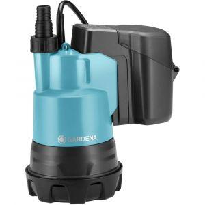 Gardena 01748-66 Pompe submersible pour eau claire plusieurs niveaux 1900 l/h 19 m
